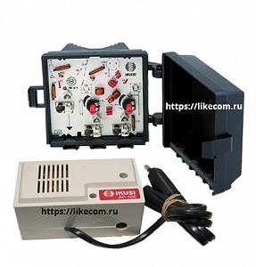 Мачтовый усилитель IKUSI MB-01 с блоком питания AP102