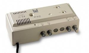 Усилитель ТВ сигнала Alcad AL-210, TV+SAT