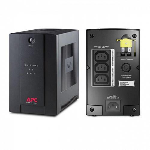 ИБП APC Back-UPS 500 ВА